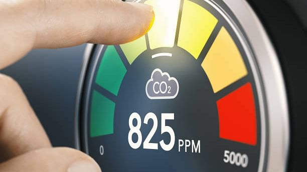 CO2 Monitors Can Track Indoor COVID-19 Risk, Researchers Say