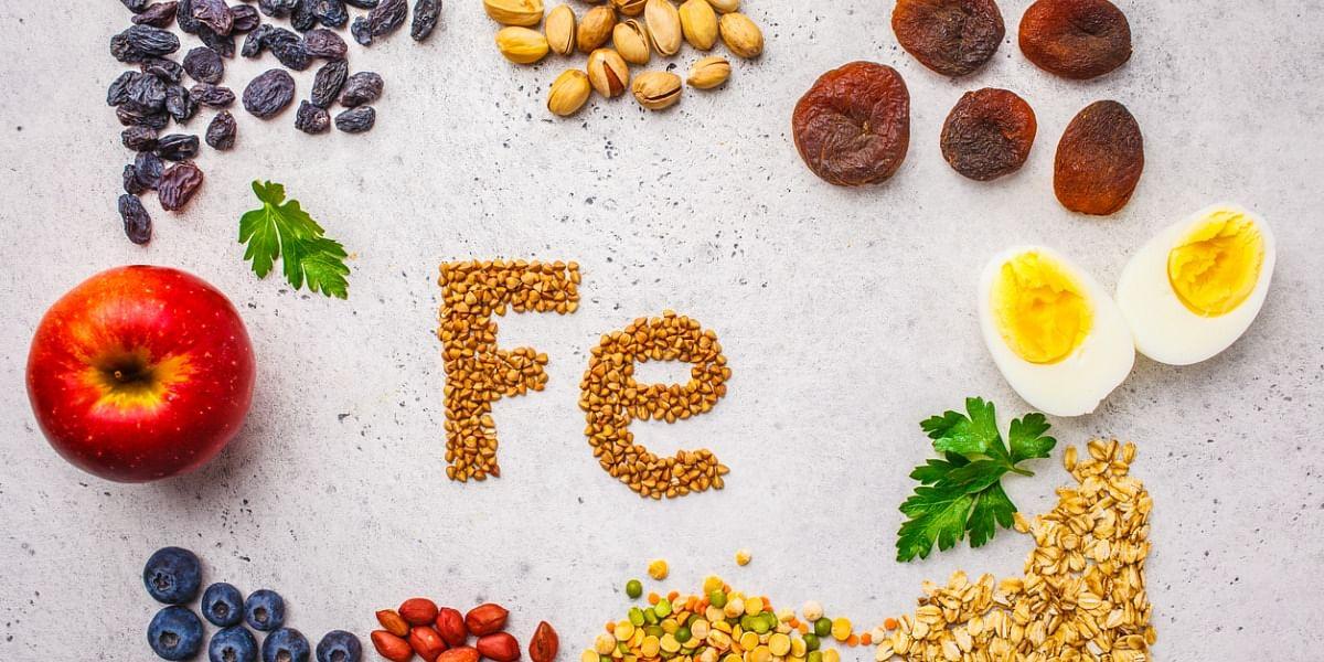 "<div class=""paragraphs""><p>10 iron-rich foods for vegetarians.</p></div>"