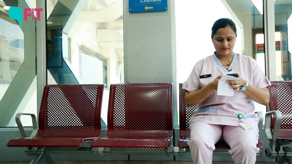 नर्स डे: न सुबह का पता, न रात की खबर, नर्स की जिंदगी का एक दिन