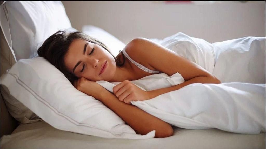 अच्छी सेहत के लिए अच्छी नींद जरूरी है.