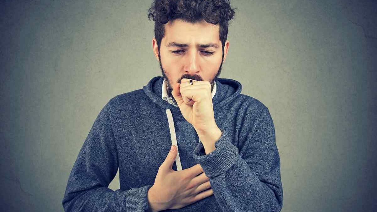 Prolonged exposure to cigarette smoke can cause severe damage to the airways and lungs with time.
