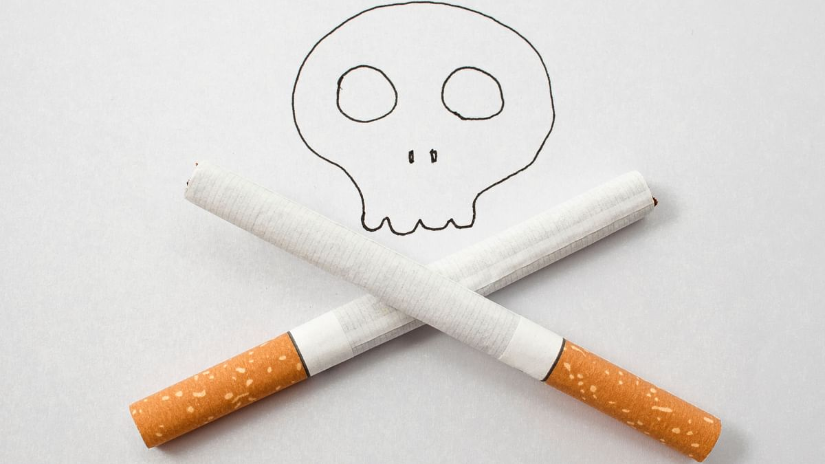 तंबाकू जानलेवा है.