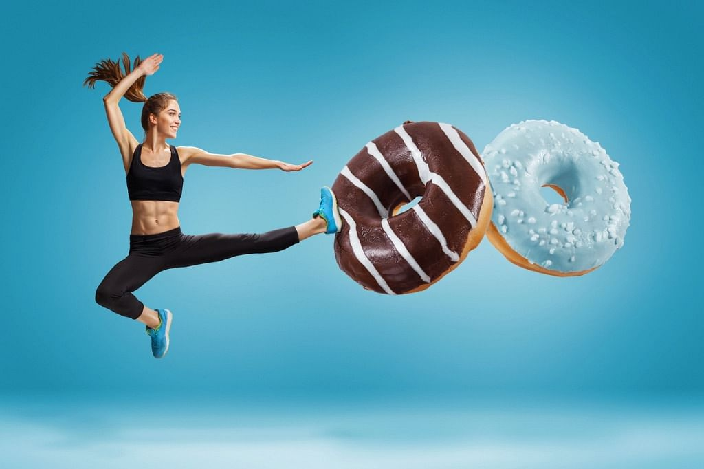 Lifestyle Diseases Like Type 2 Diabetes Are A Result Of Unhealthy
