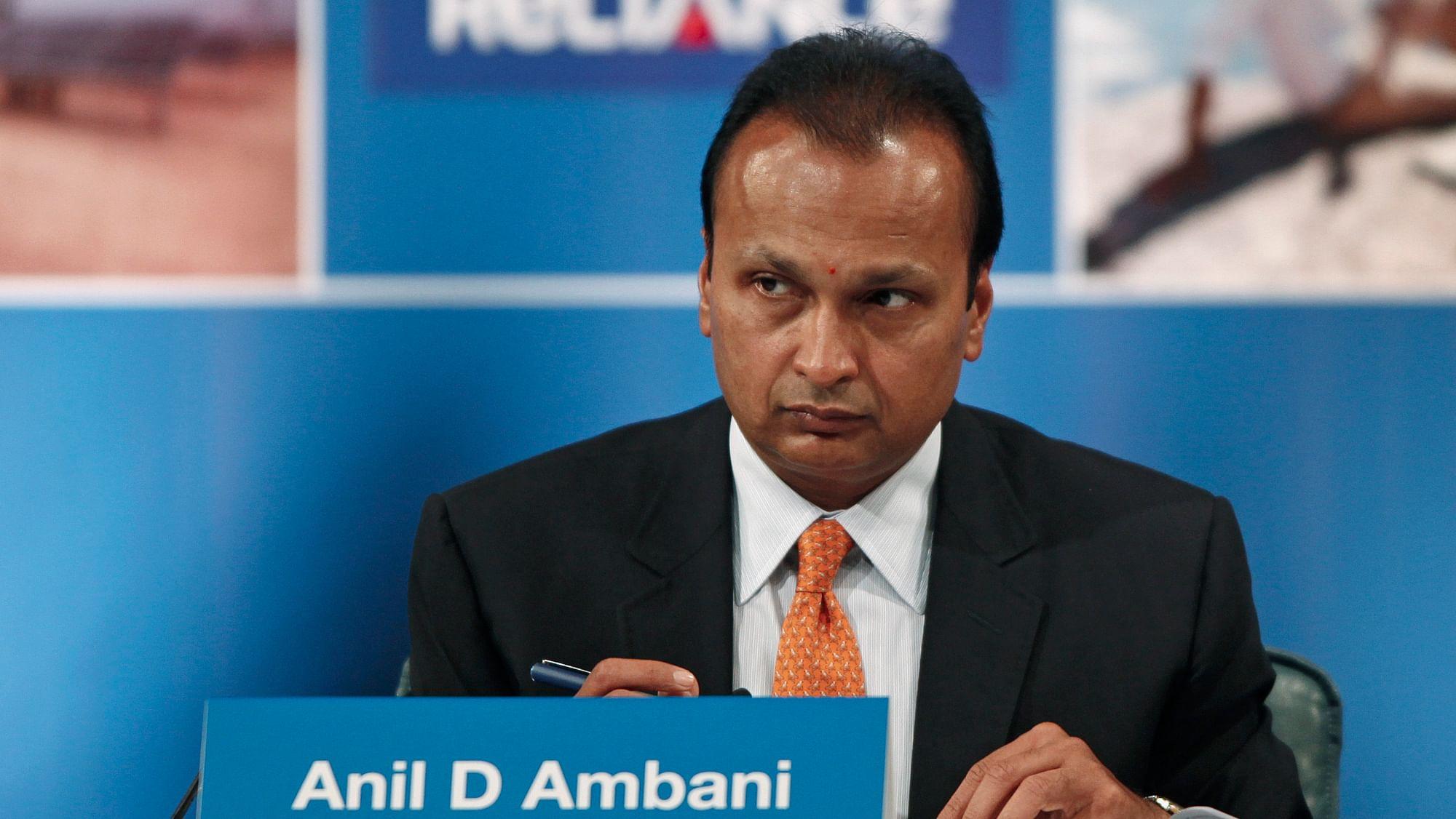 Anil D Ambani