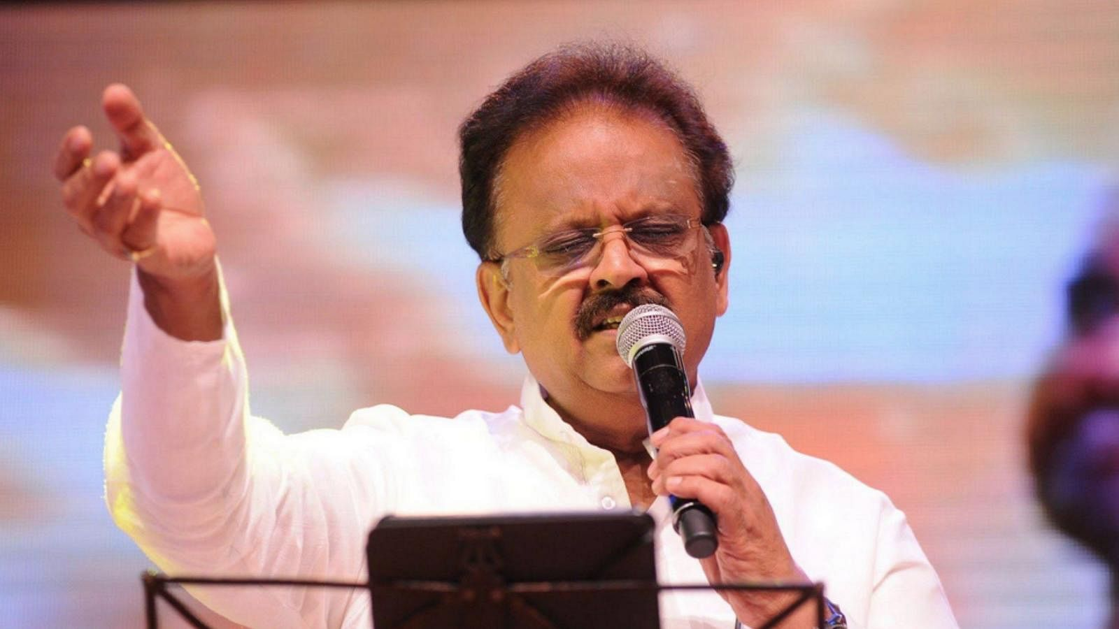 SP Balasubrahmanyam's Son Says His Father is in ICU & 'Stable'