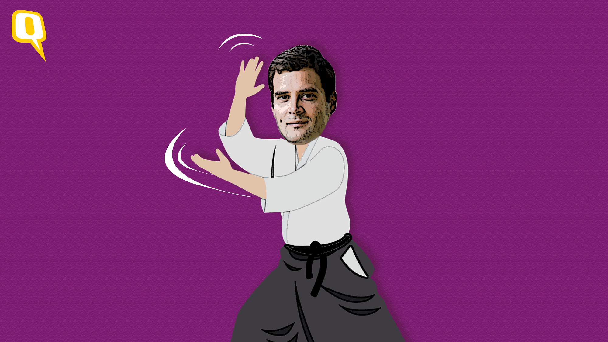 So Rahul Gandhi Holds A Black Belt In Aikido But What Is It