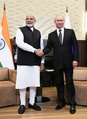India Russia Agree On Building Multipolar World Order
