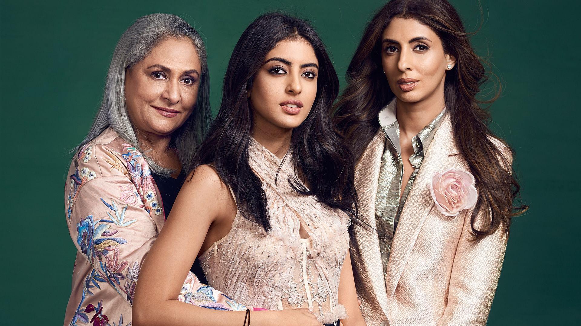 Bachchans Share Emotional Messages as Navya Naveli Nanda Turns 21