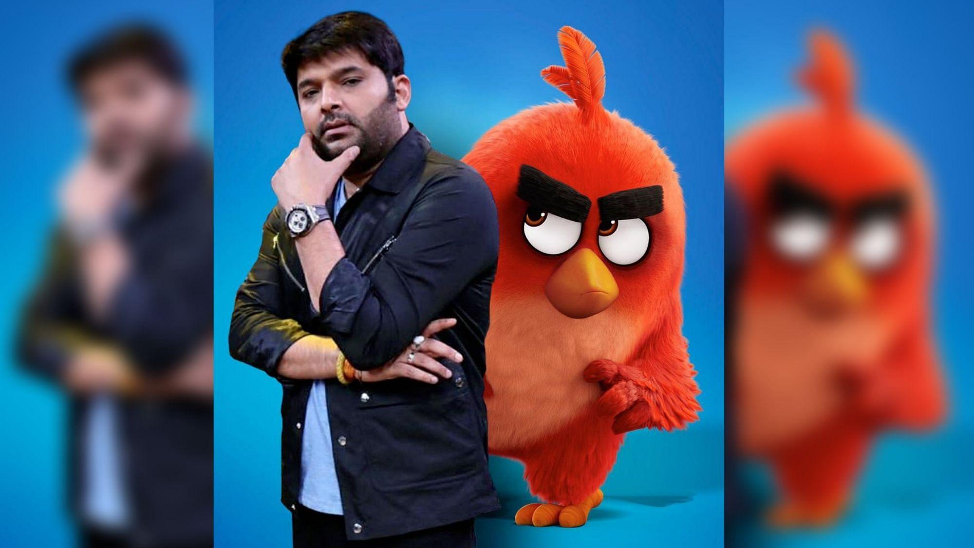 The Angry Birds Movie 2 In Hindi Kapil Sharma To Dub Hindi