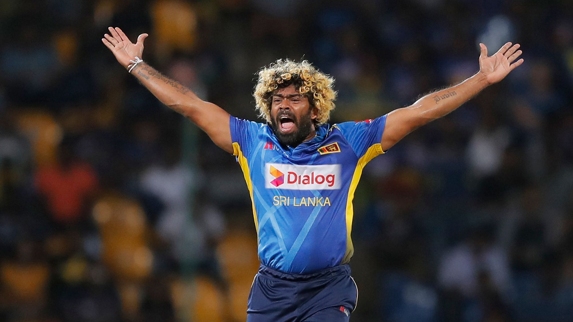 Lasith Malinga Picks 4 Wkts In 4 Balls Breaks Another T20i Record