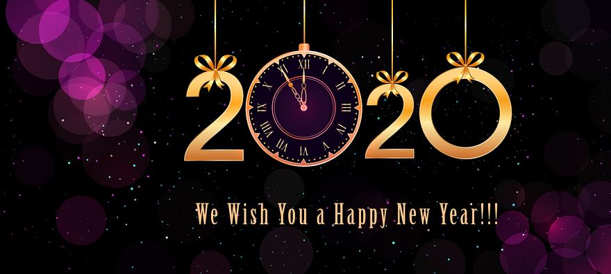Happy New Year 2020 Images Cards Photos Gif Jpg Png Pics Hd Wallpaper And Greetings For Brother Sister Girlfriend Boyfriend Friends And Family