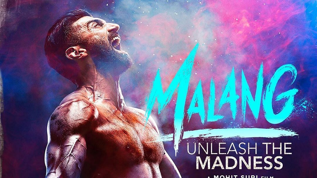 Malang First Look Poster Released Aditya Roy Kapur Unleashes His Madness In Malang Poster