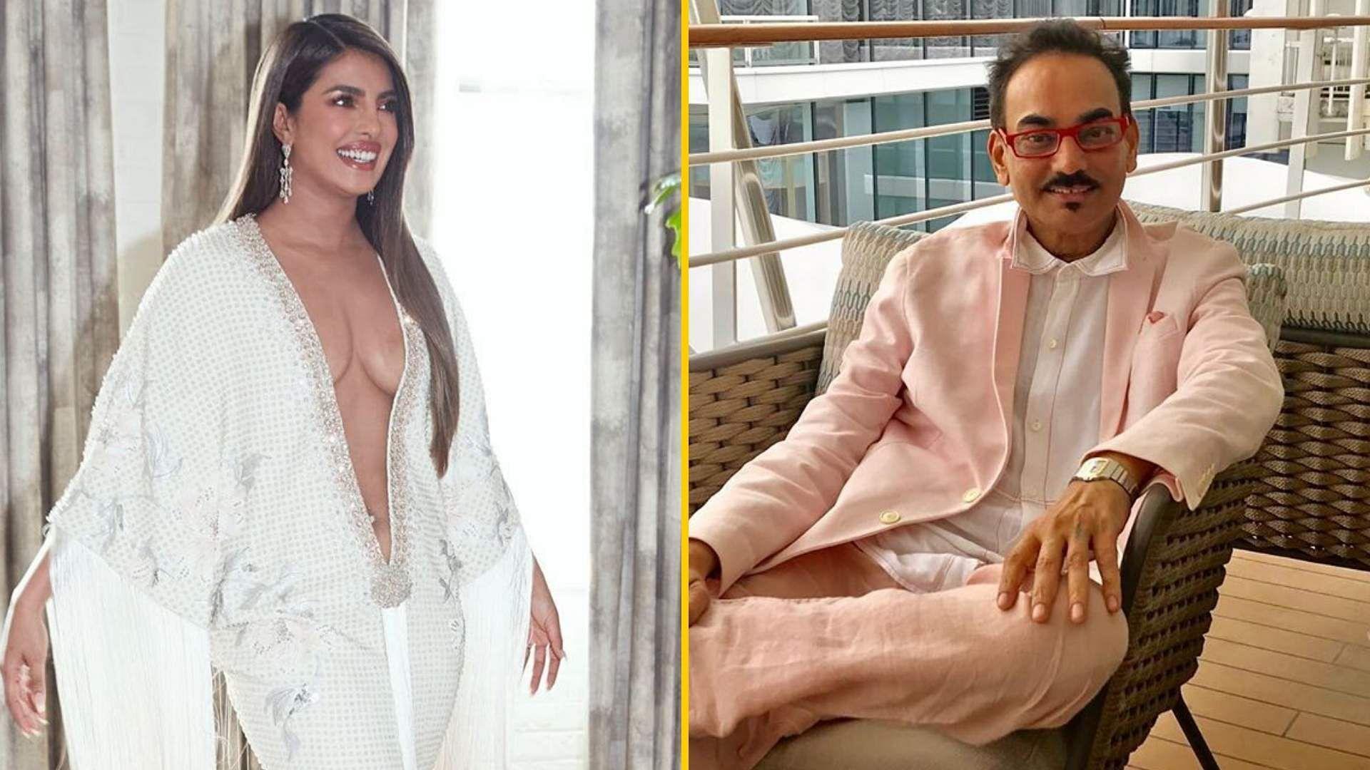 Priyanka Chopra S Grammy Awards Dress Wendell Rodricks Clarifies