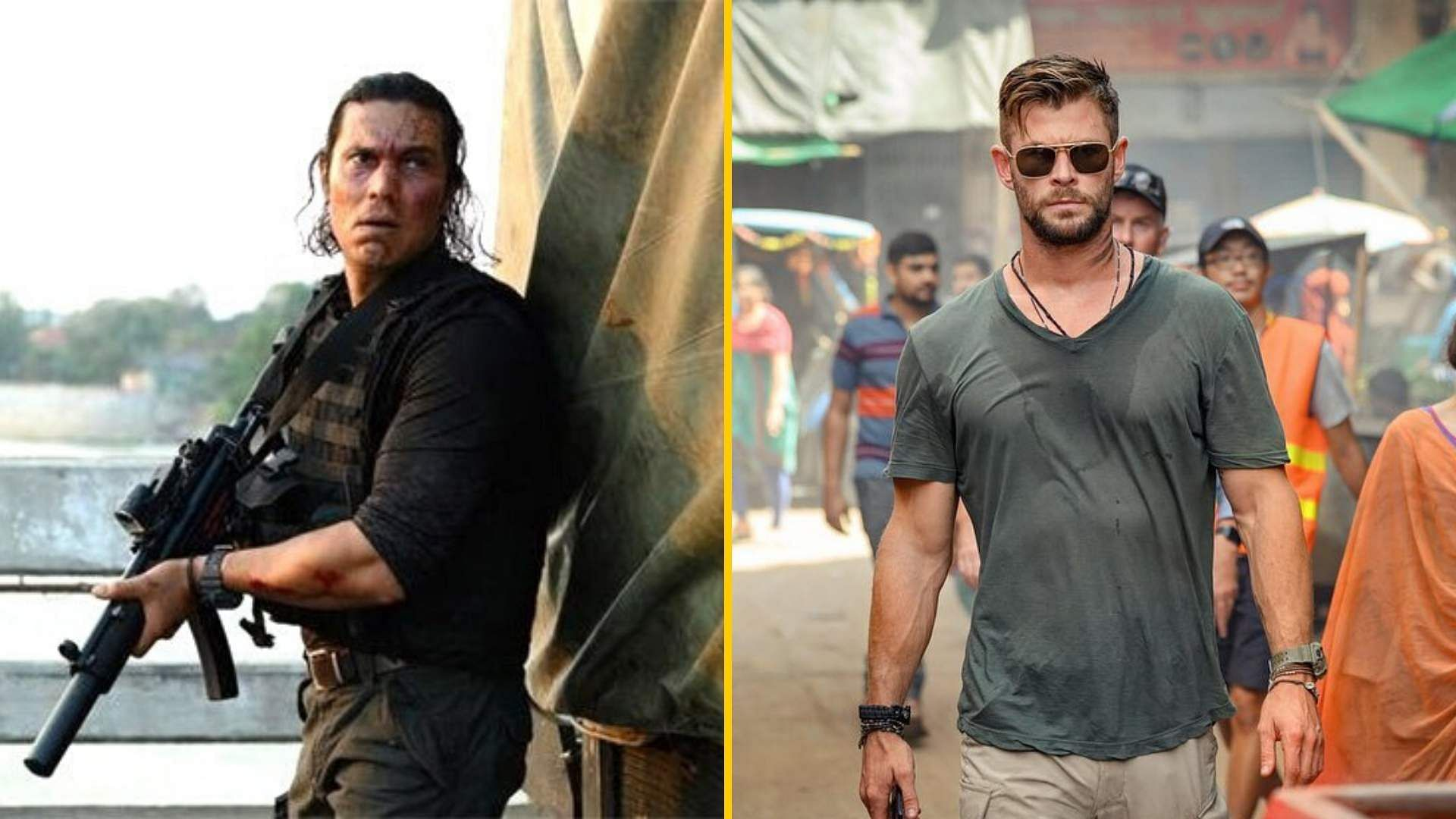 Netflix S Extraction Movie 2020 Randeep Hooda To Make Hollywood Debut With Chris Hemsworth In Netflix Film Extraction