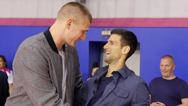 Nba Star Jokic Covid 19 Positive After Djokovic Event Report