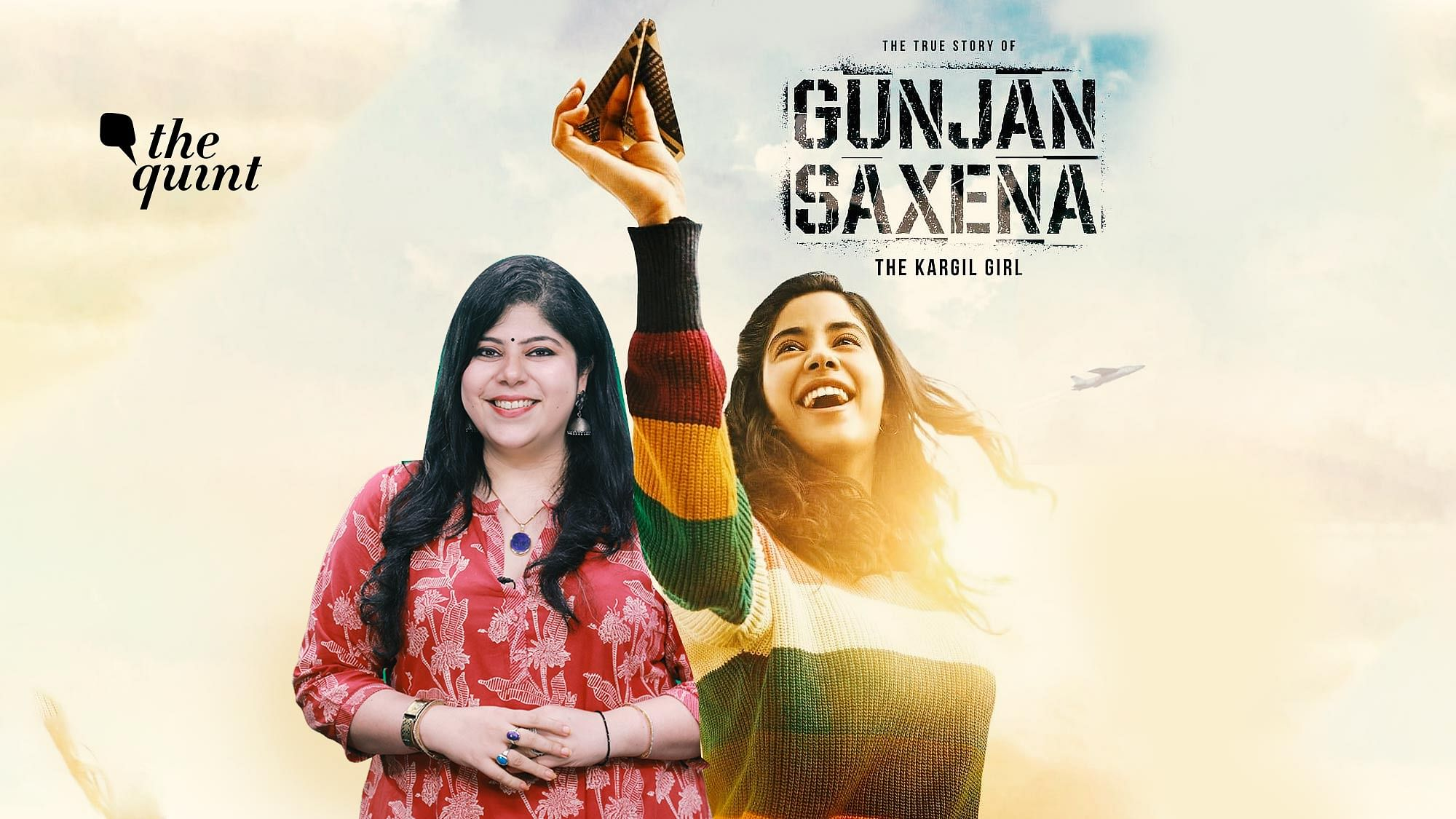 Gunjan Saxena The Kargil Girl Full Movie Review Gunjan Saxena Gets The Taut Treatment It Deserves