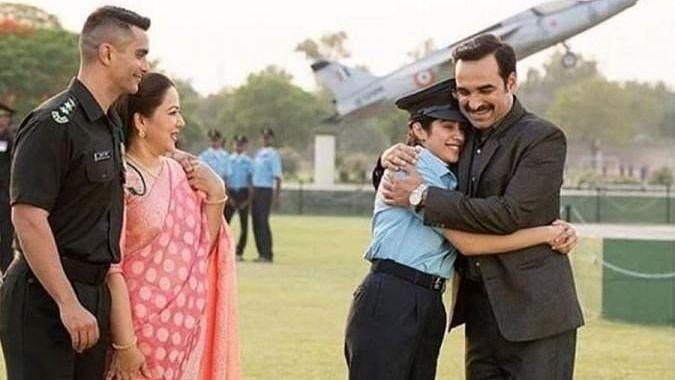 Gunjan Saxena My Best Co Star Experience Janhvi On Working With Pankaj Tripathi