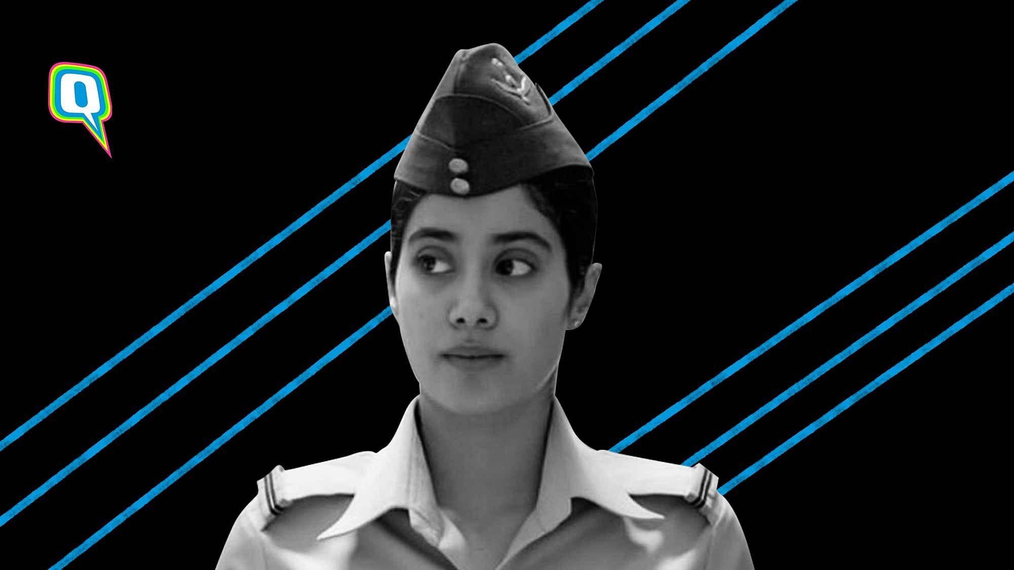 Gunjan Saxena What Do Air Force Officers Think About Dharma S Gunjan Saxena