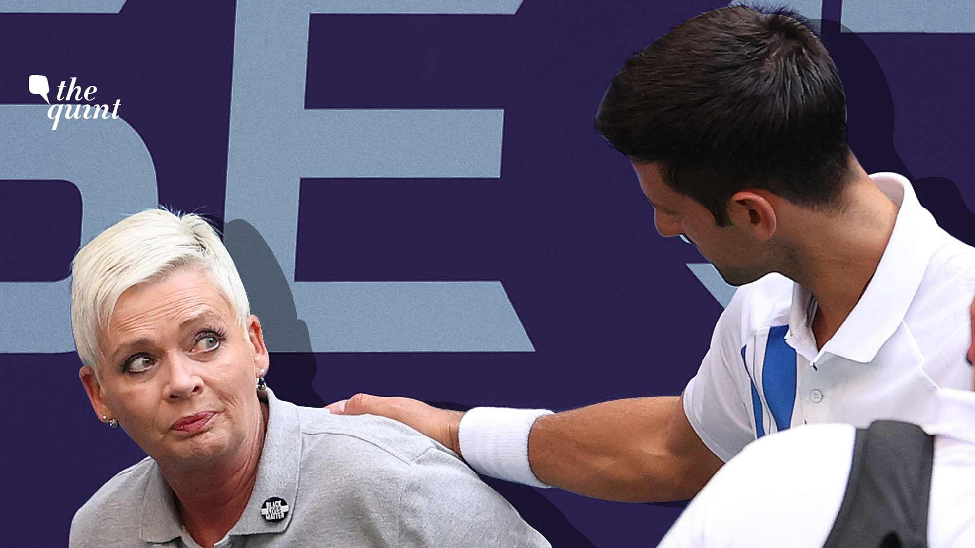Explained Why Novak Djokovic Has Been Defaulted From The Us Open