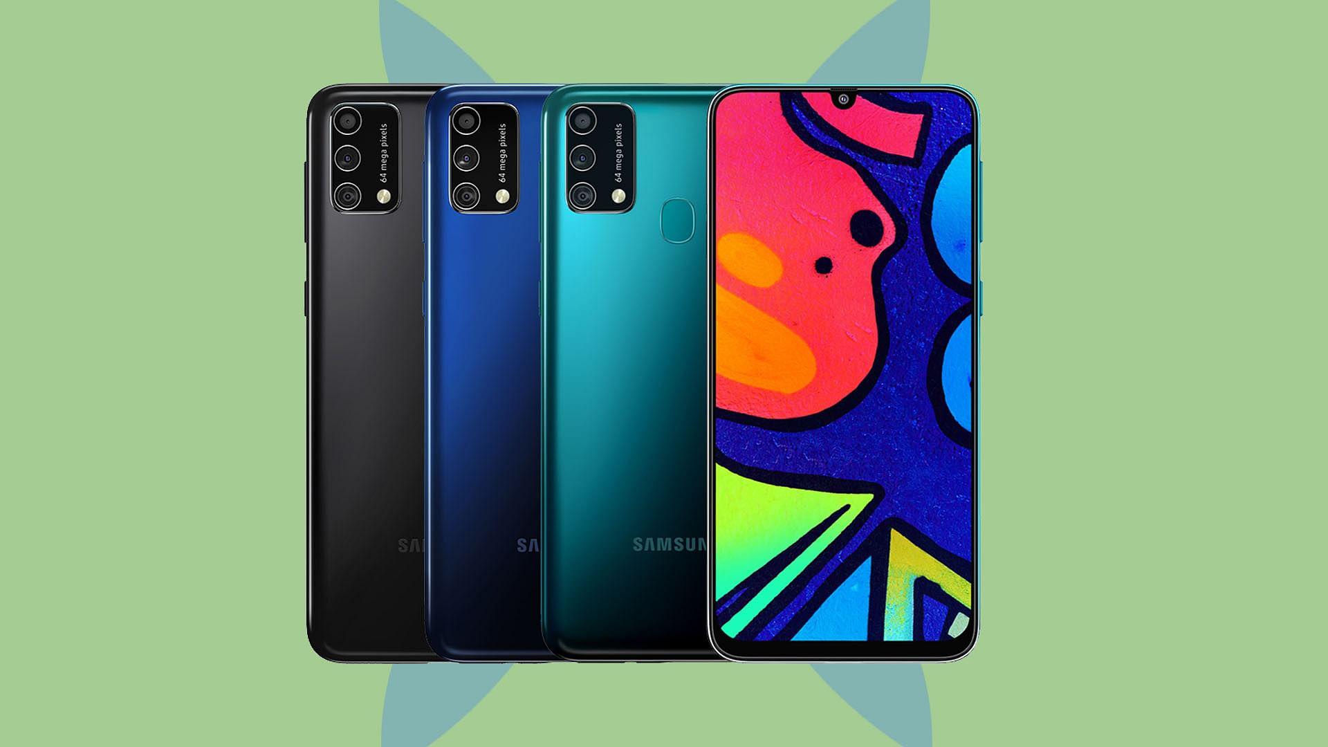 Samsung Galaxy F41 Event Highlights