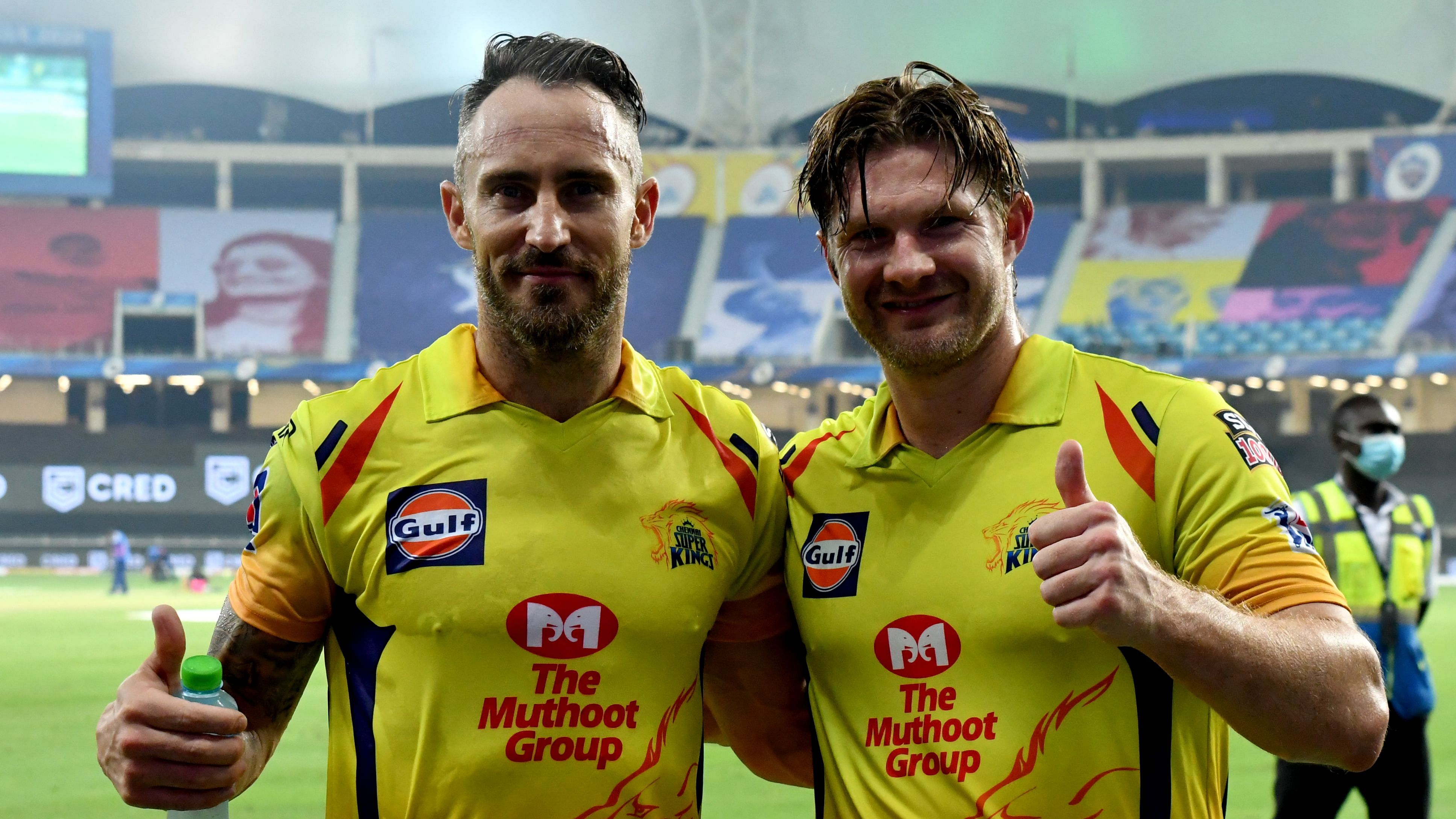 IPL 2020 Match Report: Record Faf-Watson Partnership Helps CSK beat KXIP by  10 Wickets