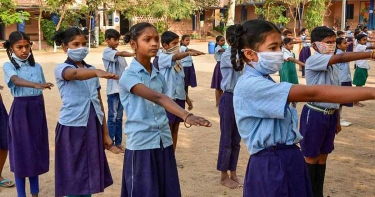 Telangana Shuts Schools, Colleges from 24 March Amid COVID Surge