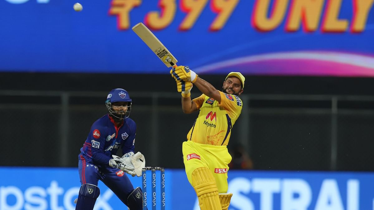 Chennai Super Kings Suresh Raina Scores Fifty On Comeback Against Delhi  Capitals