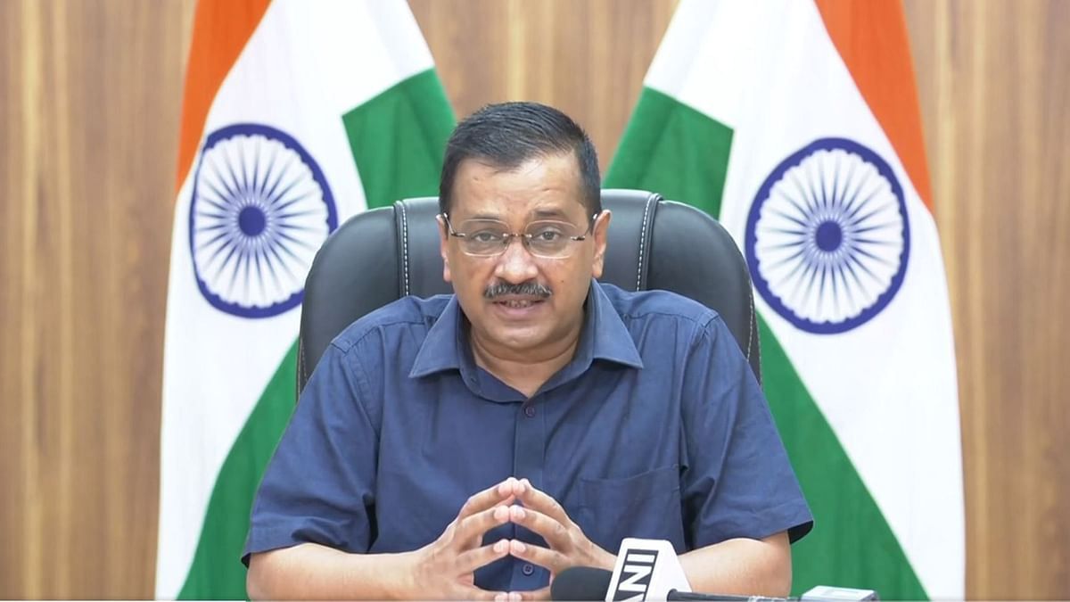 Vaccination Now At Polling Booths For 45+ Age Group: Delhi Chief Minister  Arvind Kejriwal