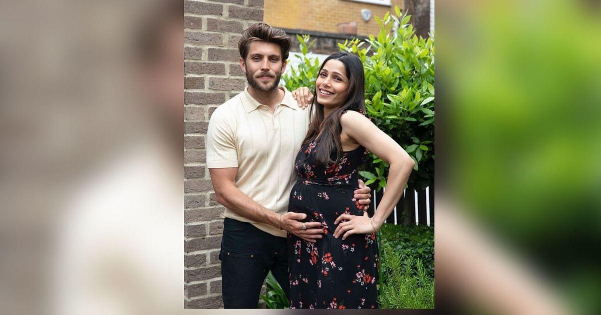 Pics: Freida Pinto & Fiancé Cory Tran Expecting Their First Child