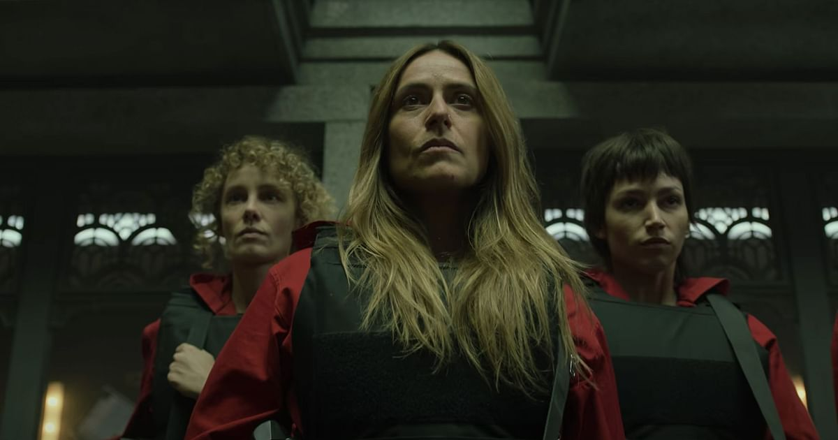 'Money Heist 5' Trailer Features a Showdown Between the Gang & Military - The Quint